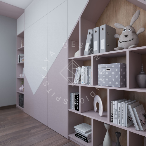 Дизайн интерьера квартиры г. Харьков - 24