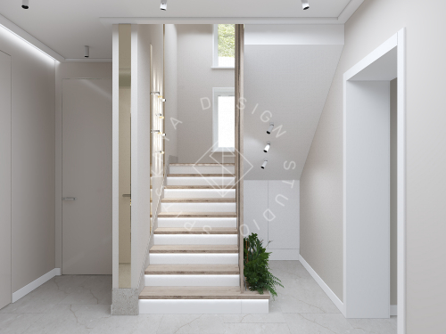 Дизайн интерьера жилого дома г. Днепр - 3
