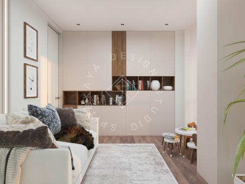 Дизайн квартиры в ЖК Панорама г. Днепр - 22
