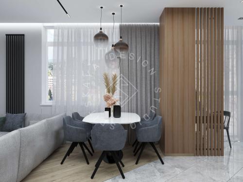 """Дизайн квартиры в ЖК """"Comfort City"""" - 10"""
