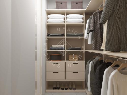 Дизайн квартиры в ЖК Счастливый - 28