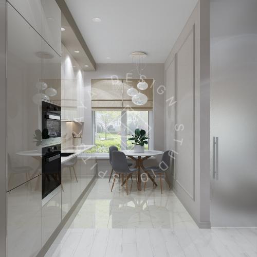 Дизайн интерьера квартиры под сдачу - 2