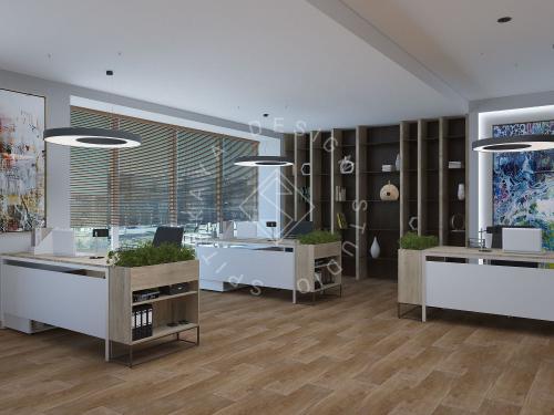 """Дизайн офиса в ЖК """" Бартоломео"""" - 28"""