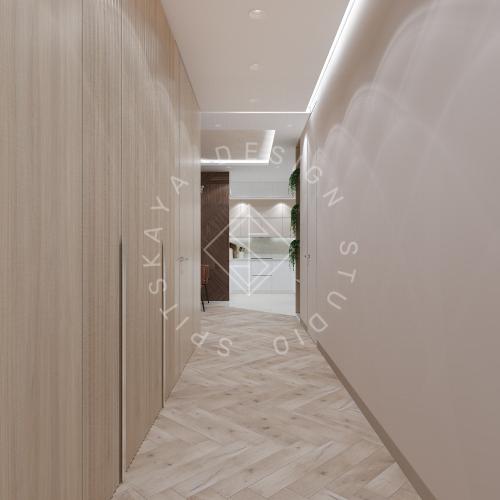 Дизайн квартиры 120 м2 - 6