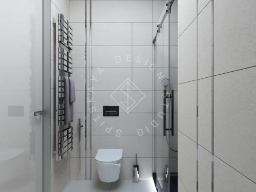 Дизайн квартиры в ЖК Панорама г. Днепр - 21