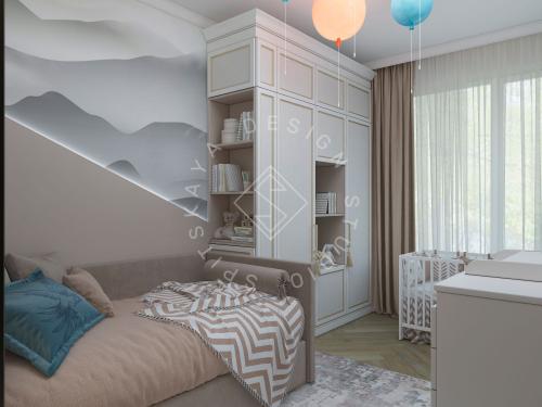 Дизайн проект интерьера жилого дома - 14