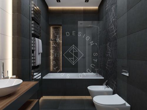 """Дизайн квартиры в ЖК """"Comfort City"""" - 20"""