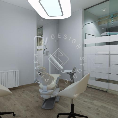 Дизайн проект стоматологии г. Днепр - 17