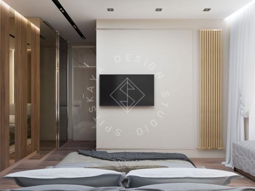 Дизайн квартиры в ЖК Панорама г. Днепр - 10