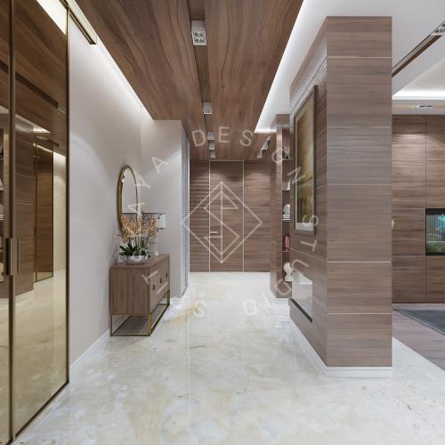Дизайн интерьера квартиры в ЖК Comfort City Lux - 16