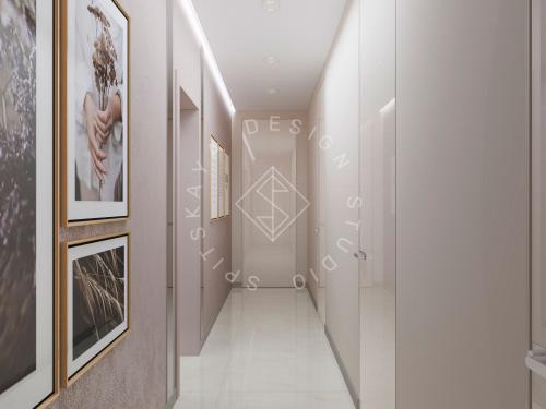 Дизайн проект интерьера жилого дома - 11