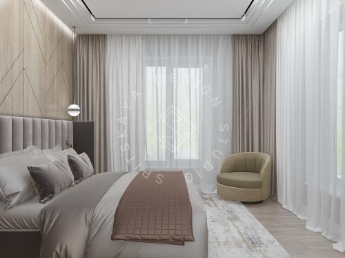 Дизайн интерьера жилого дома г. Днепр - 13