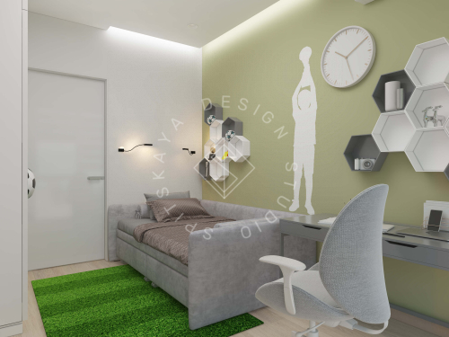 Квартира в ЖК Женева - 19