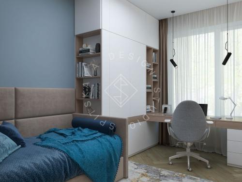 Дизайн проект интерьера жилого дома - 24