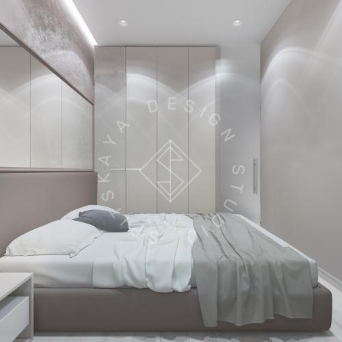 Дизайн интерьера квартиры под сдачу - 8