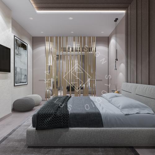 Дизайн интерьера квартиры в ЖК Comfort City Lux - 18