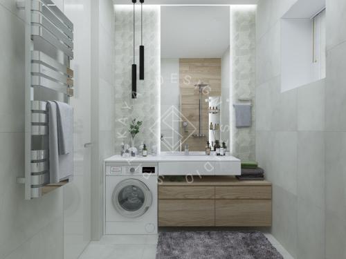 Дизайн интерьера жилого дома г. Днепр - 26