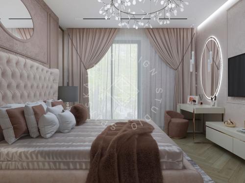 Дизайн проект интерьера жилого дома - 37