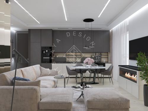 """Дизайн квартиры в ЖК """"River Park"""" - 7"""