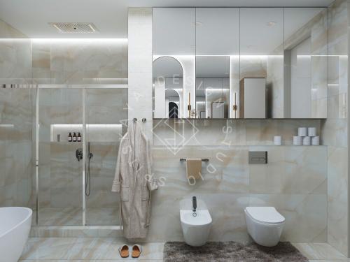 Дизайн проект интерьера жилого дома - 32