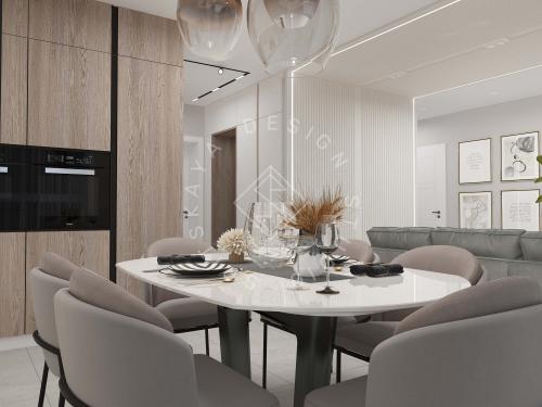 Дизайн квартиры в ЖК Счастливый - 2