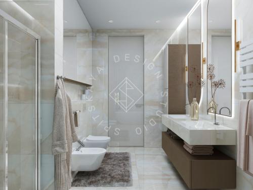 Дизайн проект интерьера жилого дома - 30