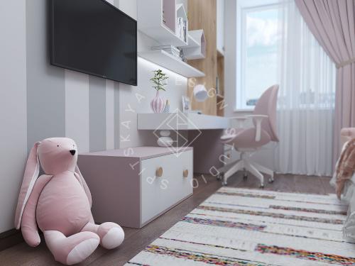 Дизайн интерьера квартиры г. Харьков - 23