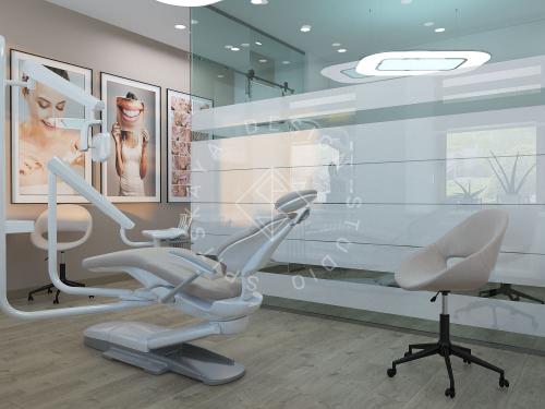 Дизайн проект стоматологии г. Днепр - 25