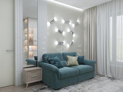 Дизайн интерьера жилого дома г. Днепр - 17