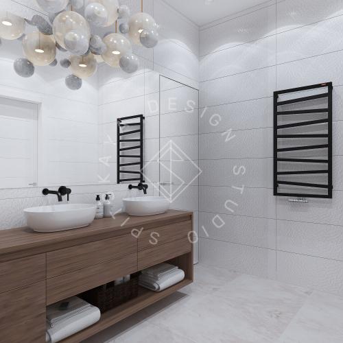 Дизайн интерьера квартиры в ЖК Comfort City Lux - 38