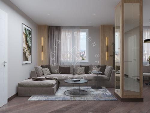 Дизайн интерьера квартиры г. Харьков - 3