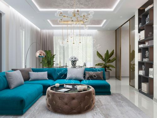 Дизайн проект интерьера жилого дома - 1