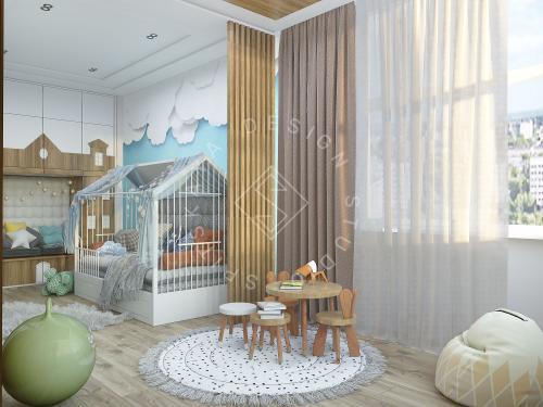 """Дизайн квартиры в ЖК """"Comfort City"""" - 4"""