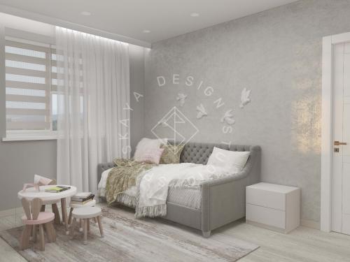 Дизайн квартиры в ЖК Счастливый - 19