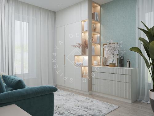 Дизайн интерьера жилого дома г. Днепр - 16