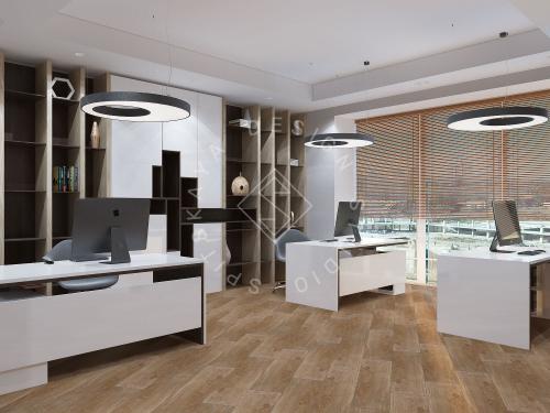 """Дизайн офиса в ЖК """" Бартоломео"""" - 51"""