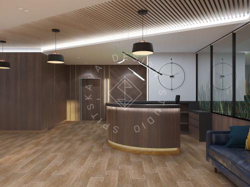 """Дизайн офиса в ЖК """" Бартоломео"""" - 4"""