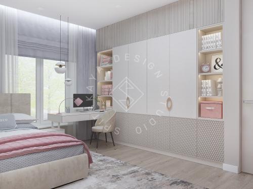Дизайн интерьера жилого дома г. Днепр - 19