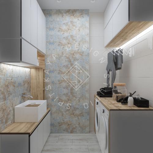 "Дизайн проект квартиры в ЖК ""Bartolomeo Resort Town"" - 33"