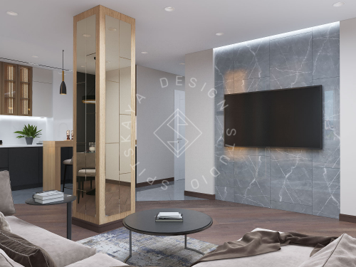 Дизайн интерьера квартиры г. Харьков - 7