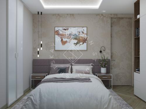 Дизайн проект интерьера жилого дома - 18