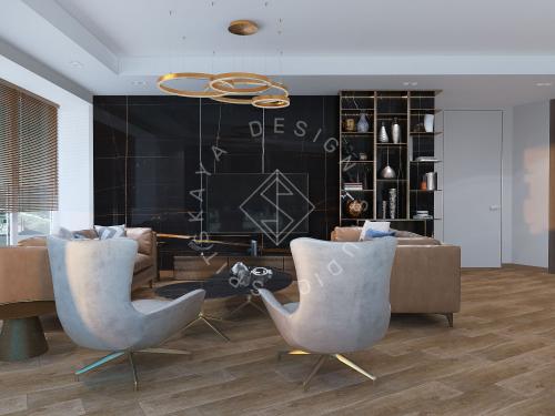 """Дизайн офиса в ЖК """" Бартоломео"""" - 10"""