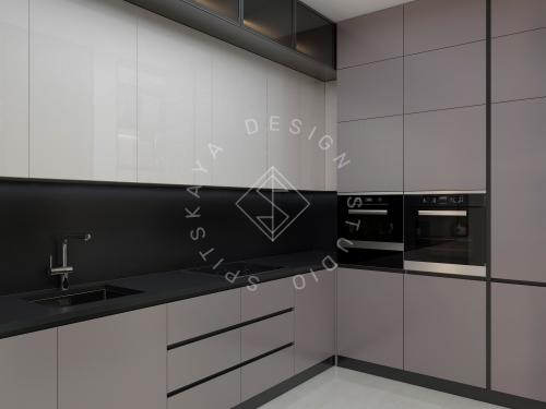 Дизайн проект интерьера жилого дома - 9