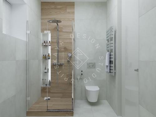 Дизайн интерьера жилого дома г. Днепр - 25