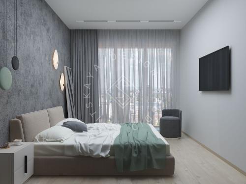 "Дизайн проект квартиры в ЖК ""Bartolomeo Resort Town"" - 13"