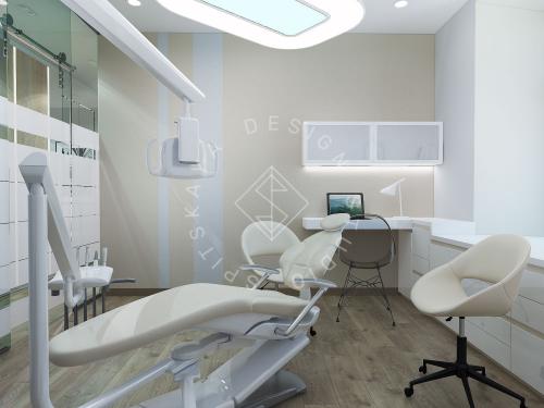 Дизайн проект стоматологии г. Днепр - 14
