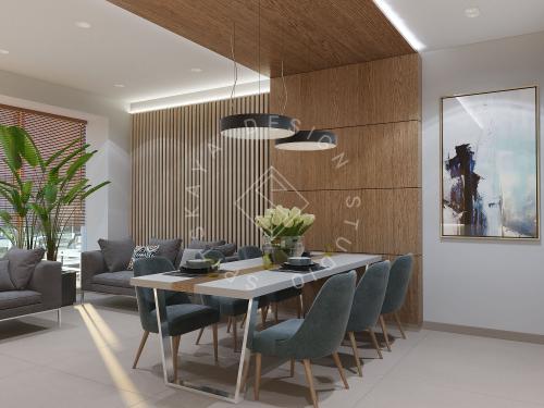 """Дизайн офиса в ЖК """" Бартоломео"""" - 43"""