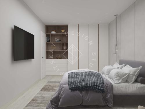 Дизайн квартиры в ЖК Счастливый - 15