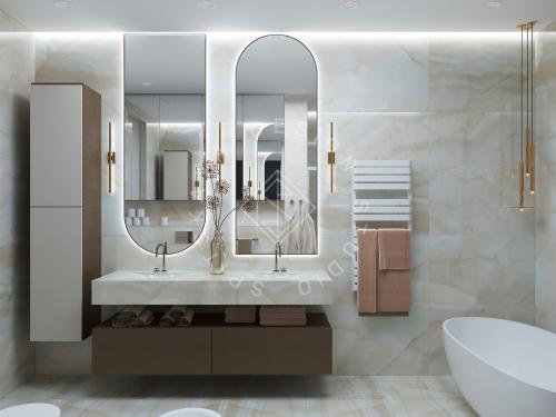 Дизайн проект интерьера жилого дома - 31