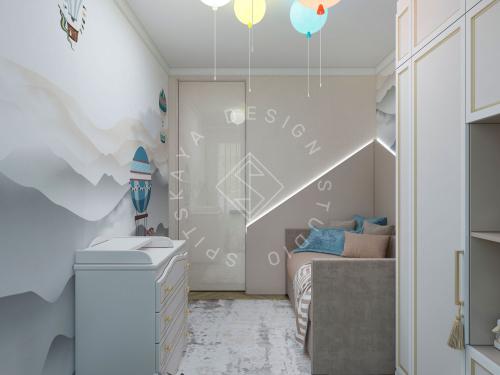 Дизайн проект интерьера жилого дома - 12